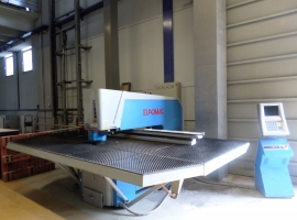 Punching EUROMAC ZX 1250/30 CNC (USED)