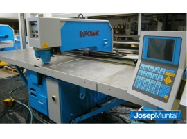 Punching EUROMAC CX 1000/30-2000 (USED)