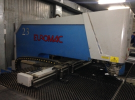 Punching EUROMAC BX 1000/30 INDEX (USED)