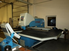 Punching EUROMAC CX 1250/30 GO 2011 (USED)