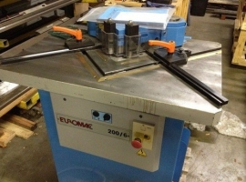 Notching EUROMAC FA200/6 (USED)