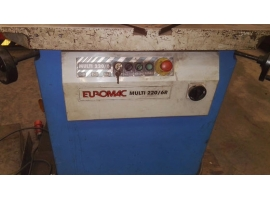 Notching EUROMAC MULTI 220/6 (USED)