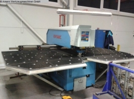 Punching EUROMAC ZXR 1250/30-2000 CNC (USED)