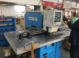 Punching EUROMAC CX 750/30 CNC (USED)