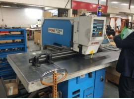 Punching EUROMAC CX 750 (USED)