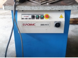 Notching EUROMAC 250/4 S (USED)