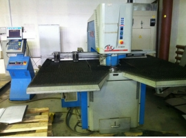Punching EUROMAC ВХ 1000/30-1250 AUTOINDEX (USED)