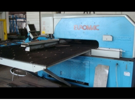 Punching EUROMAC ZX 1250/30 (USED)