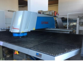 Punching EUROMAC MTX 1250 (USED)