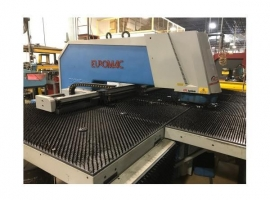 Punching EUROMAC MTX-INDEX (USED)