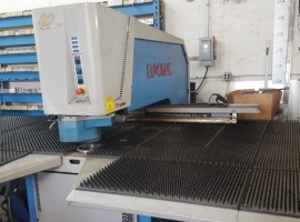 Punching EUROMAC ZX 1000/30-1250 (USED)