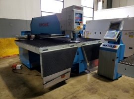 Punching EUROMAC ZX1250/30-1250 CNC (USED)
