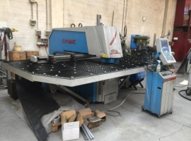 Punching EUROMAC MTX 1250/30 AUTOINDEX 2000 (USED)