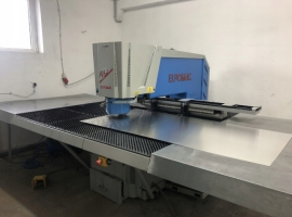 Punching EUROMAC BX AUTOINDEX 1000/30 1250 (USED)