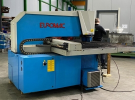 Punching EUROMAC ZX INDEX (USED)