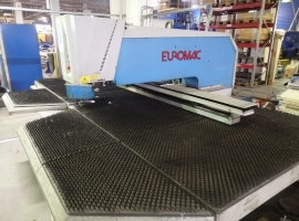 Punching EUROMAC ZX1250/30 (USED)