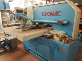 Punching EUROMAC BX-750/30 (USED)